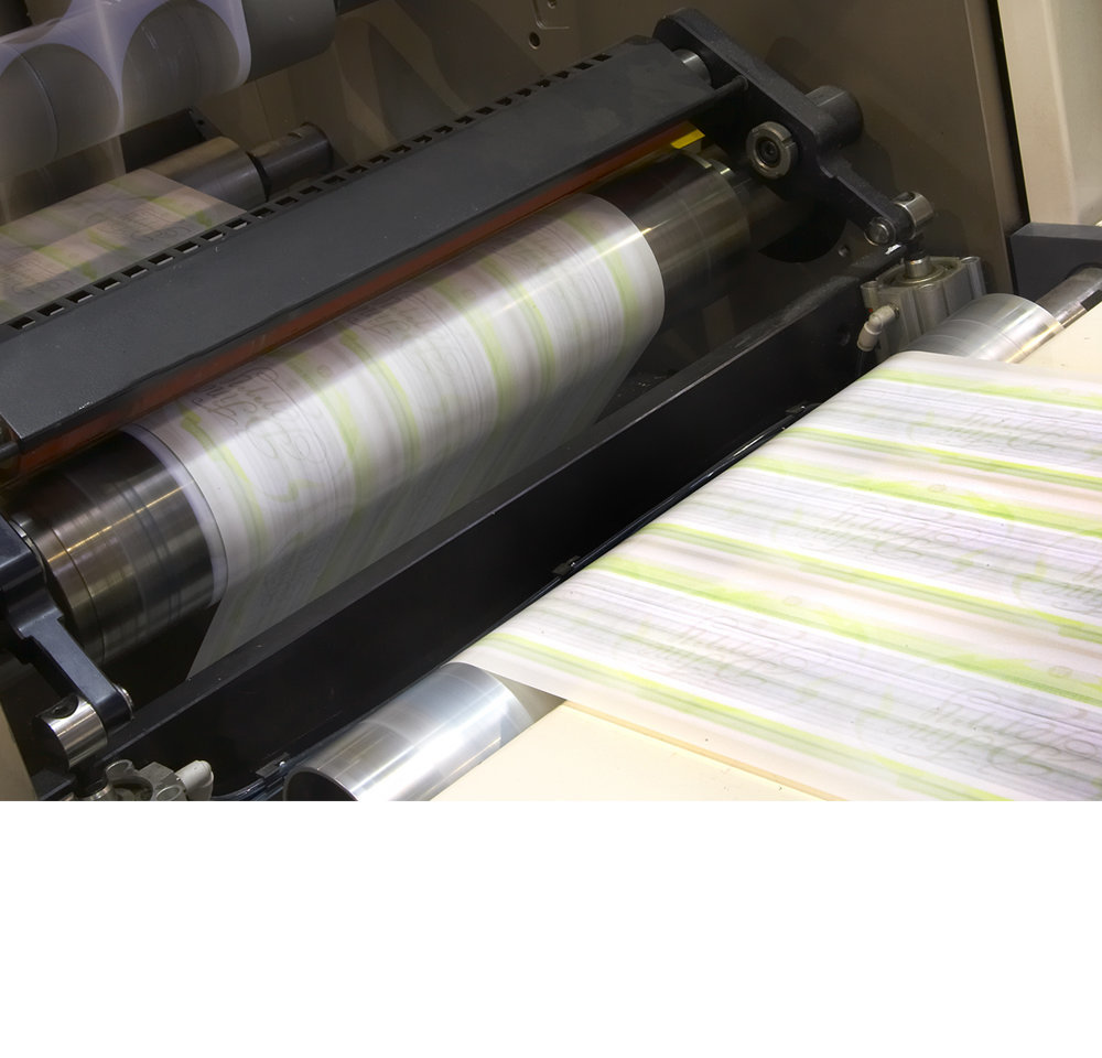 Specialists in high quality self-adhesive labels